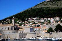 fortifications de Dubrovnik