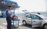 frontière de neum entre la Croatie et la Bosnie Herzégovine