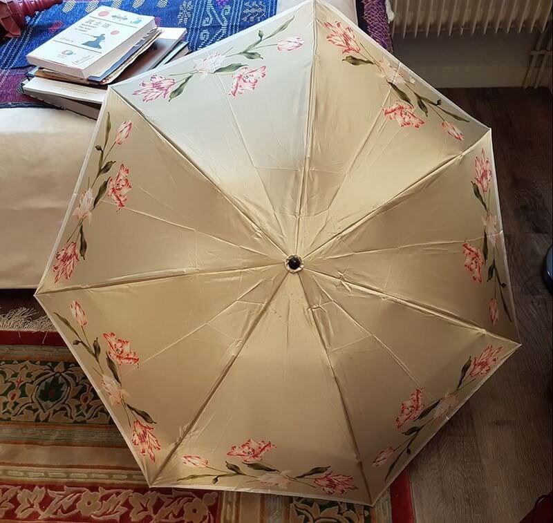 mon parapluie japonais