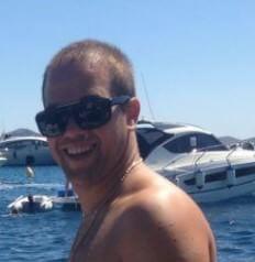 Blaz Maksan tour des dauphins dans les iles kornati