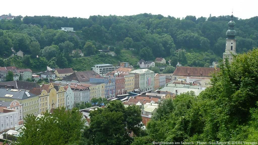 Burghausen am Salzach