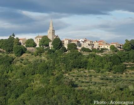 Groznjan Istria