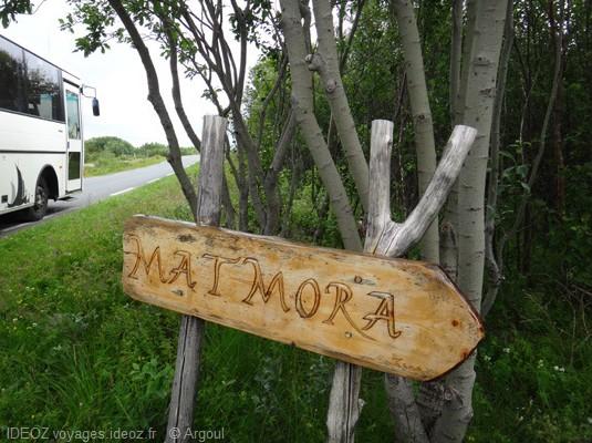 Pancarte matmora lofoten