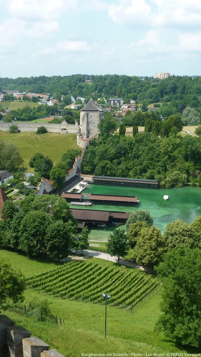 Salzbach à Burghausen