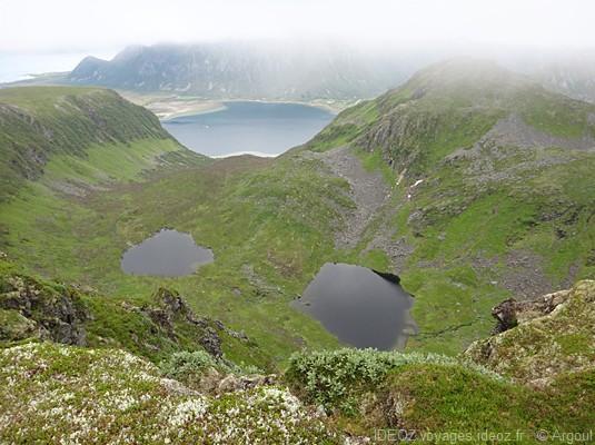 lacs matmora dans les Lofoten