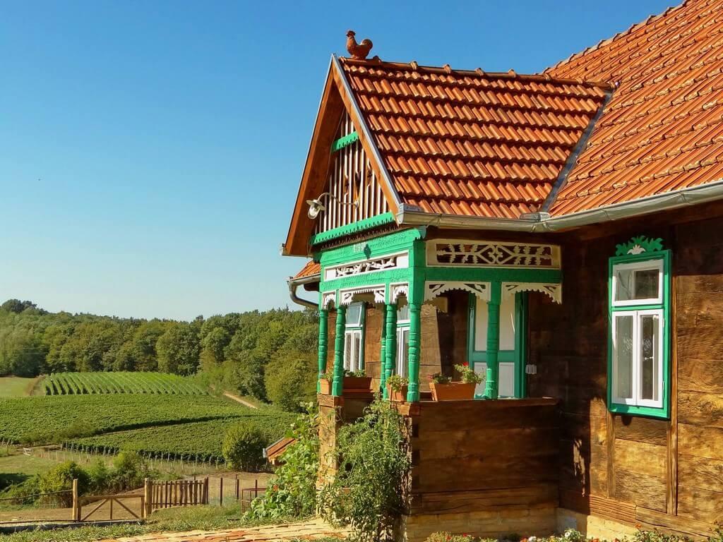 Agrotourisme en Croatie Centrale et Slavonie et bonnes adresses chez l'habitant 5