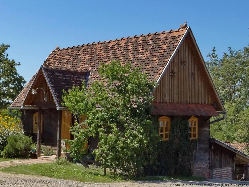 Agrotourisme en Croatie Centrale et Slavonie et bonnes adresses chez l'habitant 2