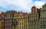 Façades de Wroclaw