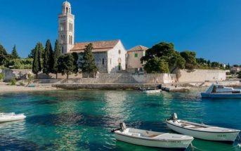 Ile HVAR Dalmatie