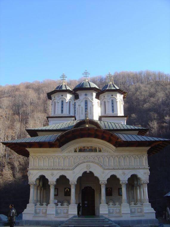 Monastère orthodoxe Curtea de Arges