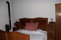 Stara Lonja chambre typique dans le parc Lonjsko Polje