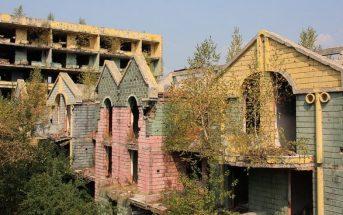 batiments ayant subi la guerre en bosnie herzégovine