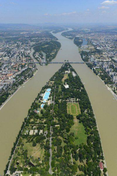 L'Île Marguerite à Budapest ; une île pleine de charmes en toutes saisons 1