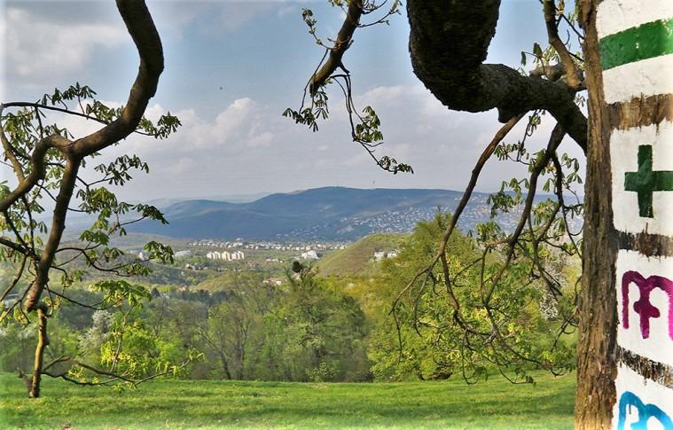 Budapest Colline de Normafa