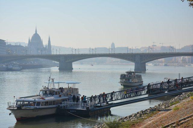 L'Île Marguerite à Budapest ; une île pleine de charmes en toutes saisons 2