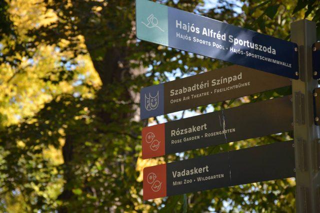 L'Île Marguerite à Budapest ; une île pleine de charmes en toutes saisons 15