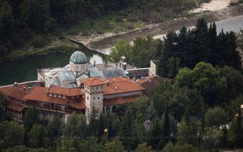 Monastère Tvrdos