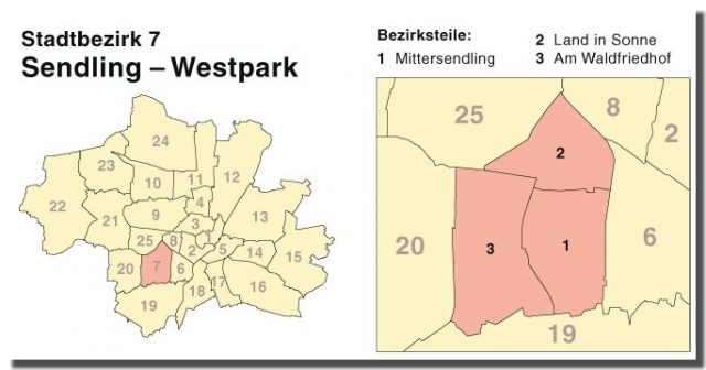 Munich Sendling Westpark