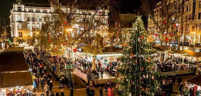 Il était une fois … Noël en Hongrie (et à Budapest) ; traditions de l'Avent