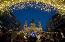 Fêtes de Noel à Budapest