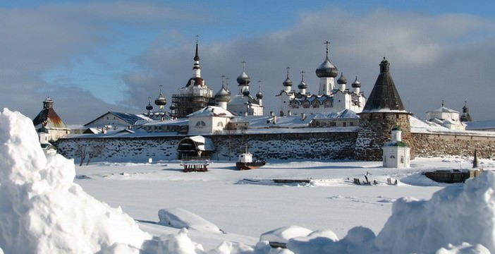 Iles Solovki, site sacré et haut lieu de la mémoire en Russie