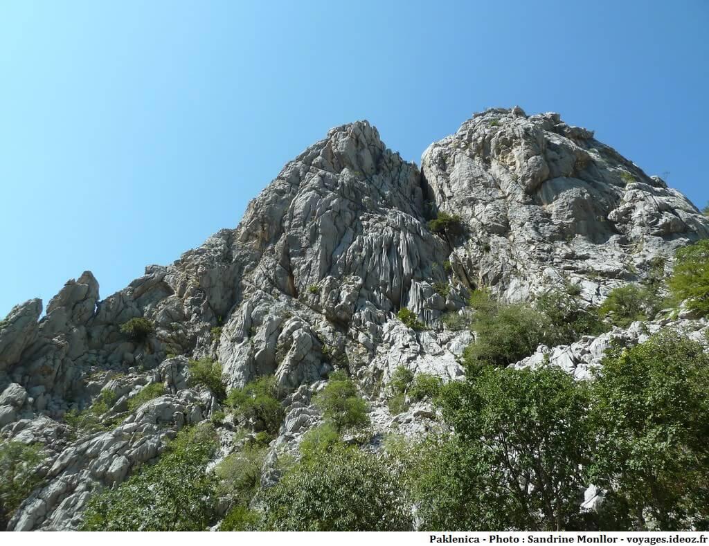 Parc national Paklenica ; randonnée en montagne et panorama d'exception! 11
