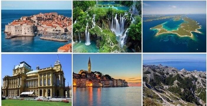Partir en vacances en Croatie : les meilleures offres de voyage, vols, locations et hébergements