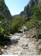 Randonnée de Mala Paklenica NP