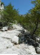 Sentier de Mala Paklenica