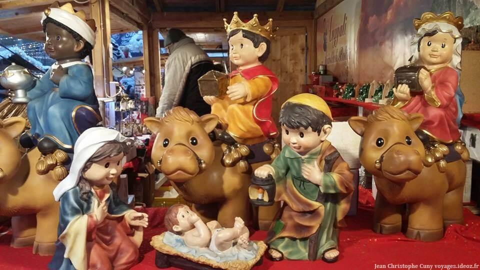 Sujets de la crèche de Noël en Hongrie