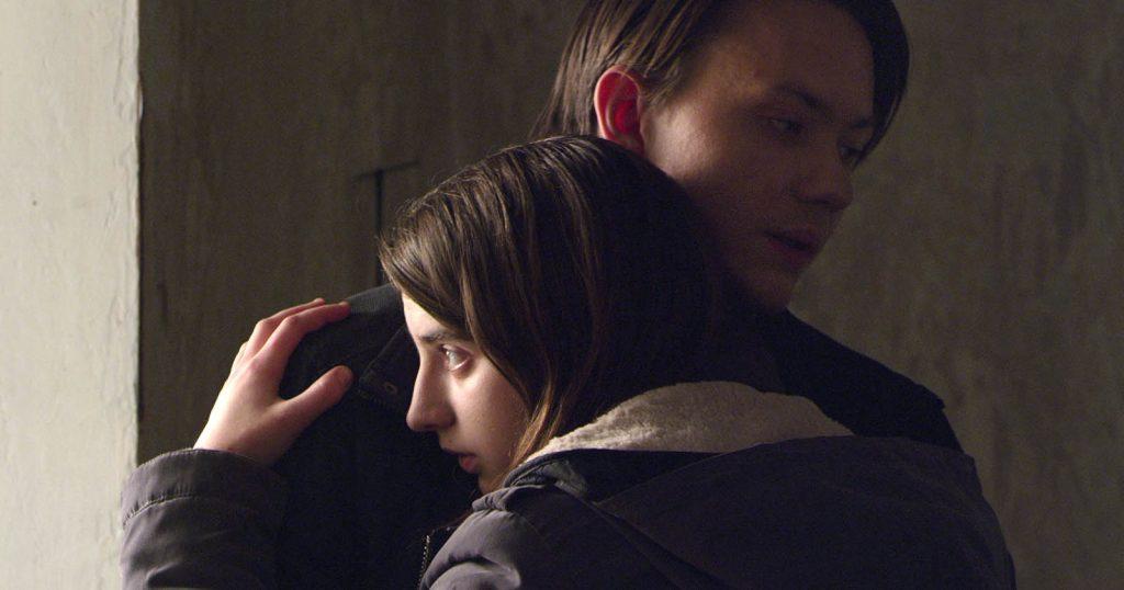 Frost : voyage de noces en enfer ; un film implacable de Sarunas Bartas(cinéma lituanien) 5