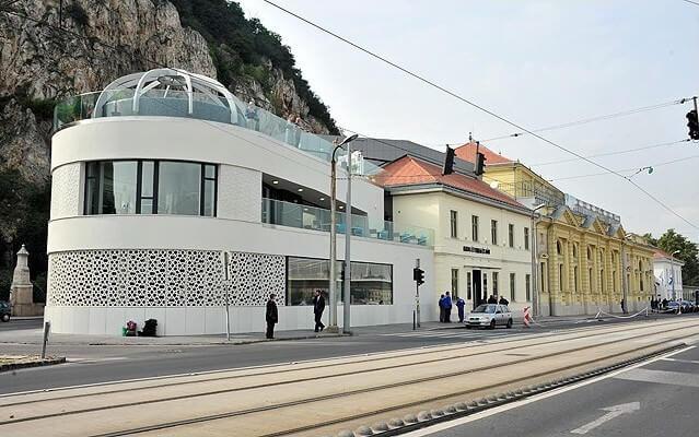 Bains Rudas spa wellness à Budapest