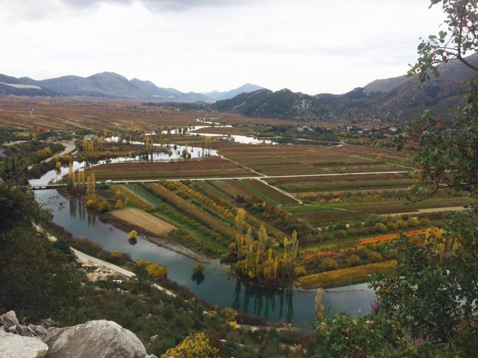 Rivière Matica près de Stasevica