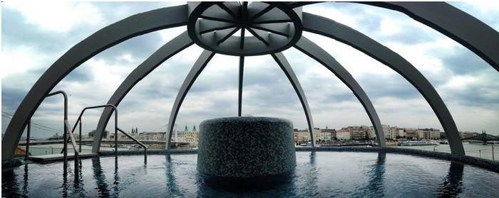 Rudas Budapest centre de bien-etre