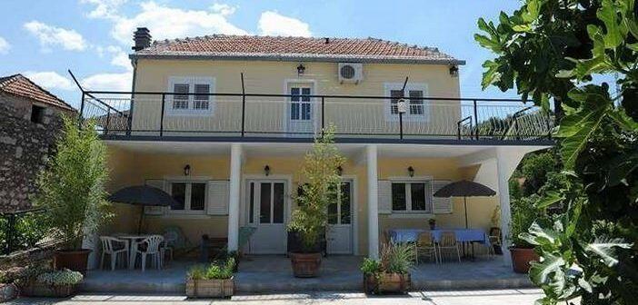 Villa Mélanie à Stasevica : jolis appartements entre Split et Dubrovnik et à l'écart des touristes