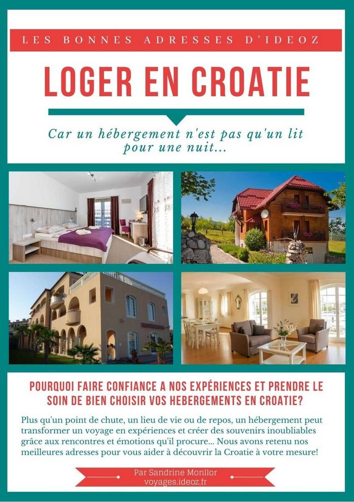 Bien loger en Croatie (1)