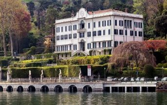 Lac de Côme : Villa Carlotta à Tremezzo - Photo : Ray in Manila (Flickr)