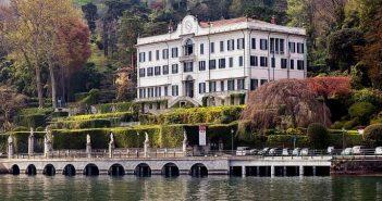 Lac de Côme : Villa Carlotta à Tremezzo - Photo : Ray in Manila (Flickr)
