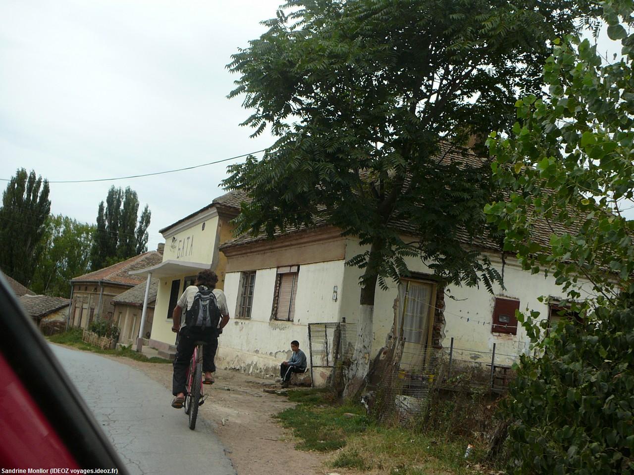 Village de la Serbie profonde près de Pozarevac