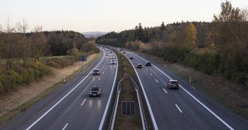 Autoroute en Allemagne