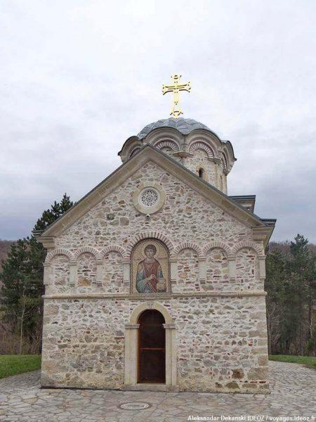 Eglise du vieux Hopovo