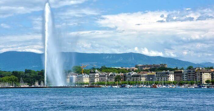 Genève en Suisse