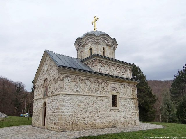 Hopovo Illok église du monastère