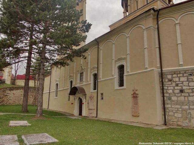 Irig église Saint Nicolas façade latérale