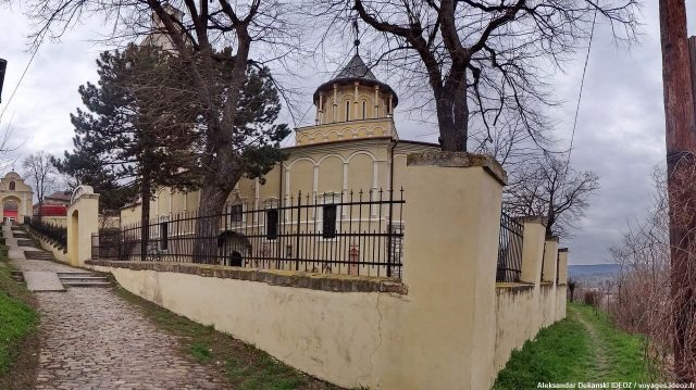 Irig église saint Nicolas et ses environs