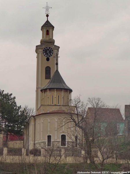 Irig clocher de l'église saint Nicolas