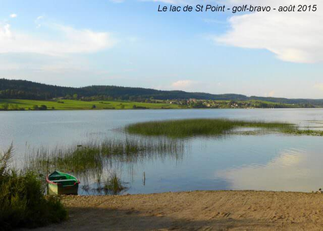 Lac de Saint Point