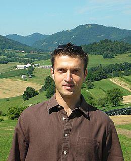 Mathieu Berton agence de voyage réceptive francophone spécialiste de la Slovénie