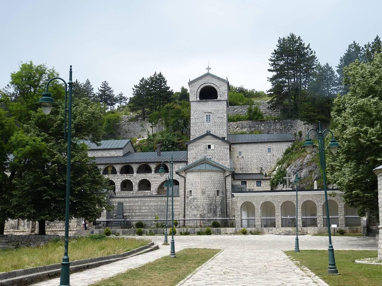 Monastère orthodoxe de Cetinje