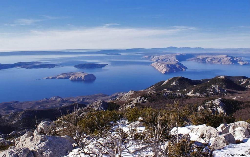 Parc national Velebit Nord en Croatie
